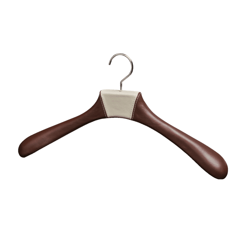 leather hanger