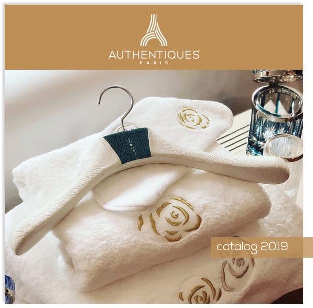 catalog auhentiques paris